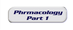 Pharmacology I/ Pharmacy Tech 1